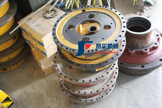 China Professional VOLVO Loader Parts , VOLVO Construction Parts Planets Wheel Carrier supplier